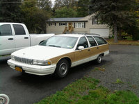 Picture of 1993 Chevrolet Caprice Base Wagon, exterior