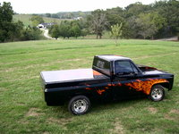 1983 Chevrolet C/K 10, the ghost rider, exterior, gallery_worthy