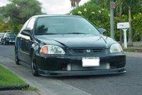 1998 Honda Civic Coupe HX, my baby