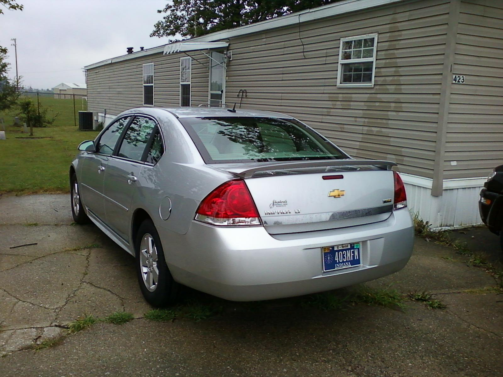 2010 chevrolet impala exterior pictures cargurus. Cars Review. Best American Auto & Cars Review