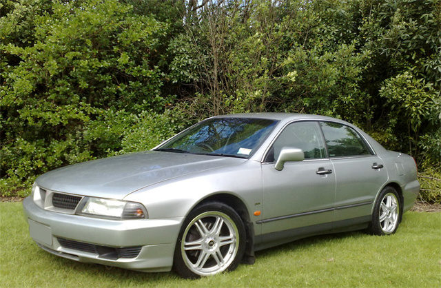 Picture of 2000 Mitsubishi Diamante