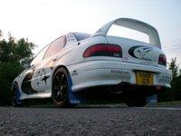 1993 Subaru Impreza Overview