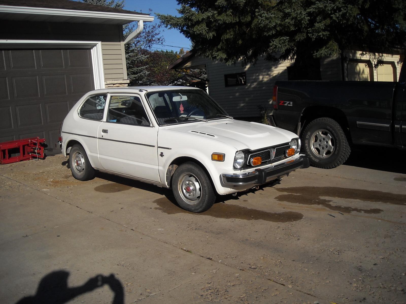 1974 Honda Civic - Overview - CarGurus