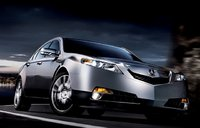 2011 Acura TL, front three quarter view , exterior, manufacturer