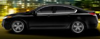 2011 Acura TL, side view , exterior, manufacturer