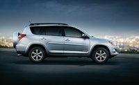 2011 Toyota RAV4, side view , exterior, manufacturer