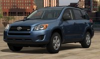 2011 Toyota RAV4, front three quarter view , manufacturer, exterior