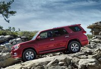 2011 Toyota 4Runner, side view , exterior, manufacturer