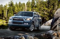 2011 Toyota 4Runner, front view , exterior, manufacturer, gallery_worthy