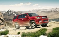 2011 Toyota 4Runner, front three quarter view , manufacturer, exterior