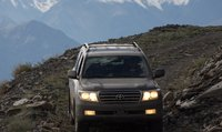 2011 Toyota Land Cruiser, front view , exterior, manufacturer