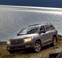 2011 Toyota Land Cruiser Picture Gallery