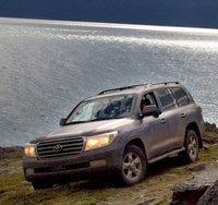 2011 Toyota Land Cruiser, front view , exterior, manufacturer