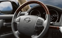 2011 Toyota Land Cruiser, steering wheel , interior, manufacturer