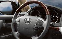 2011 Toyota Land Cruiser, steering wheel , interior, manufacturer