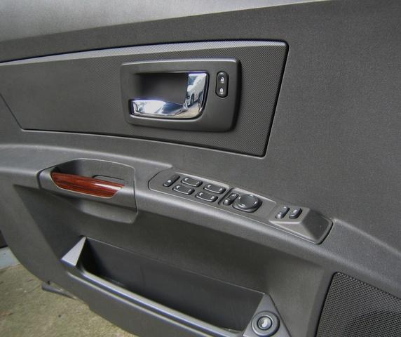 2007 Cadillac Xlr Interior: Interior Pictures