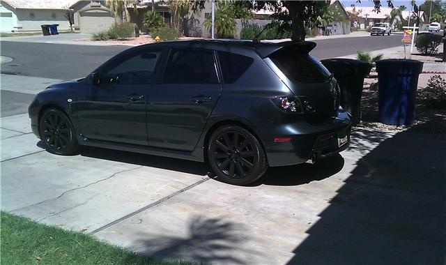 Picture of 2009 Mazda MAZDASPEED3 Sport, exterior, gallery_worthy