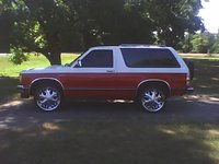 1990 GMC S-15 Jimmy 2 Dr STD SUV, 89 Jimmy, exterior, gallery_worthy