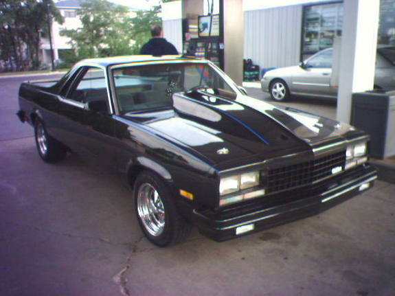 Picture of 1986 Chevrolet El Camino