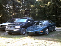 2001 Ford F-150 XLT Extended Cab LB, MY 2ND CAR, exterior, gallery_worthy