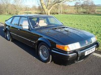 1983 Rover 3500 Overview