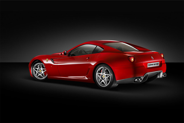 Picture of 2009 Ferrari 599 GTB Fiorano