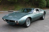 1970 De Tomaso Mangusta Overview