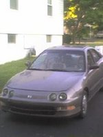 Sterling Acura on 1995 Acura Integra 4 Dr Gs R Sedan  The Day I Bought The Car And Right
