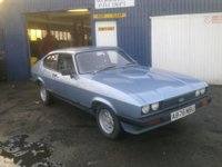 1984 Ford Capri, The Capri, exterior