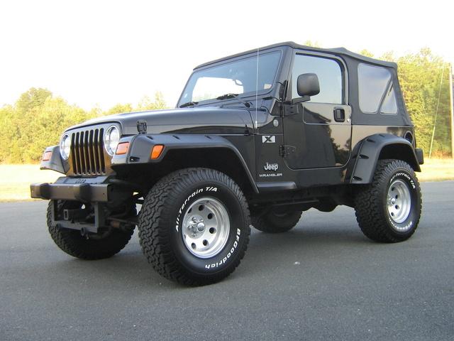 2004 Jeep Wrangler - Pictures - CarGurus