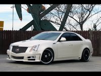 Picture of 2010 Cadillac CTS, exterior, gallery_worthy