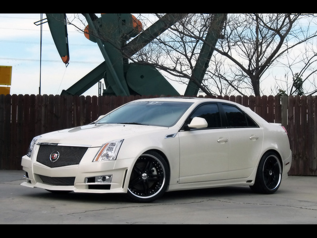 Picture of 2010 Cadillac CTS