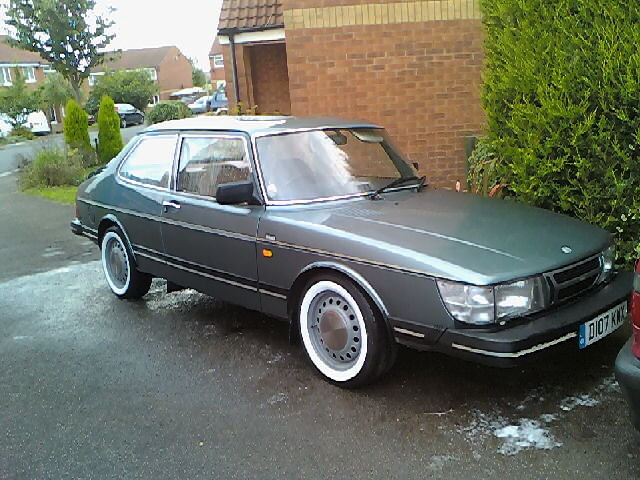 Picture of 1987 Saab 900, exterior, gallery_worthy