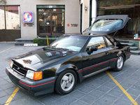 1986 Ford EXP, so so the rain is come on....., exterior