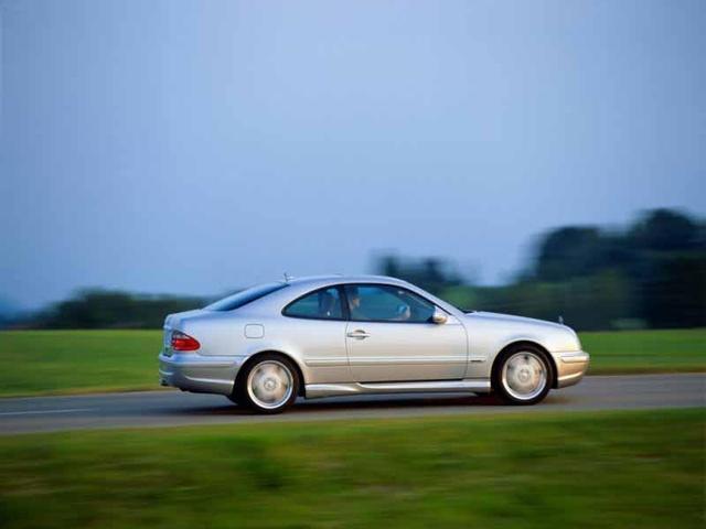 Foto de un 2001 Mercedes-Benz CLK-Class