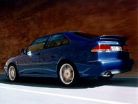 Picture of 1999 Saab 9-3 2 Dr Viggen Turbo Hatchback, exterior