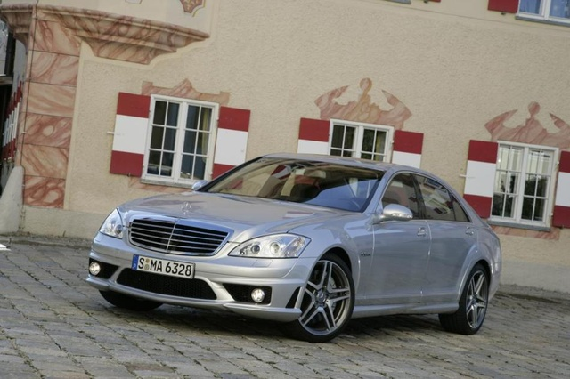 Picture of 2009 Mercedes-Benz S-Class