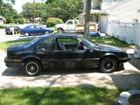 1990 Chevrolet Beretta GT FWD, This isn't it, but mine looks exactly like this one., exterior, gallery_worthy