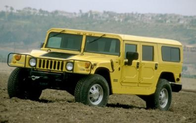Picture of 2000 AM General Hummer 2-Door AWD, exterior, gallery_worthy