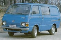 1982 Toyota Hiace Overview