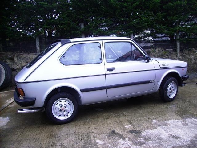 1979 FIAT 127, Ikke det rigtige billede, men ligner, exterior