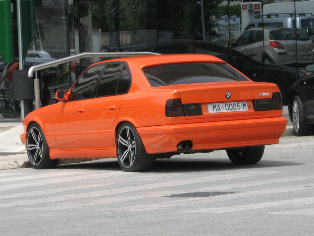 1995 BMW 5 Series picture