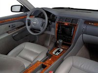 Picture of 2002 Audi A8 Base, interior