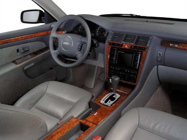 Picture Of 2002 Audi A8 Quattro AWD Interior Gallery Worthy
