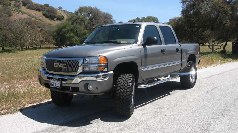Picture of 2001 GMC Sierra 2500HD 4 Dr SL 4WD Crew Cab SB HD, exterior