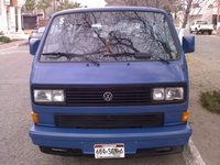 1987 Volkswagen Vanagon, Did some body and paint work on it.Switched from injection to a carburator.Wolfsburg Edition.250K miles.Perfect., exterior
