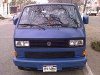 1987 Volkswagen Vanagon Overview