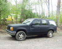 1992 Ford Explorer 4 Dr XLT 4WD SUV, finally finished, new rims and tires commin soon, exterior