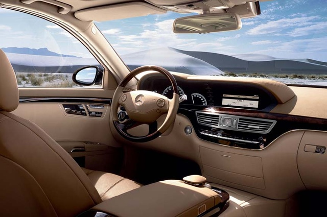 Picture of 2010 Mercedes-Benz S-Class S 600, interior, gallery_worthy