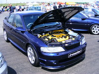 Picture of 1997 Vauxhall Vectra, exterior, engine, gallery_worthy
